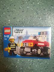 lego 7241 Feuerwehr Auto