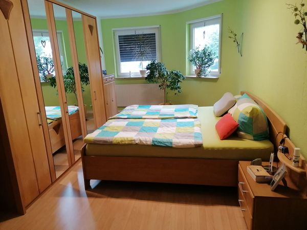 Schlafzimmer Erle Teilmassiv Verkauft In Ludwigshafen Schranke Sonstige Schlafzimmermobel Kaufen Und Verkaufen Uber Private Kleinanzeigen