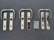 3x Hoppe Drückergarnitur Türklinke Türdrücker