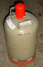 Gasflasche Propangasflasche 5 oder 11