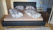 Schlafzimmerbett mit 2 Lattenroste