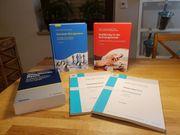 Versch Lehrbücher Studium BWL IBWL