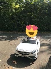 Kinder Elektroauto Mercedes-Benz
