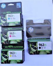 Original HP 963XL Patronen Set