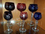 Bleikristallgläser Römer 3 x Wein