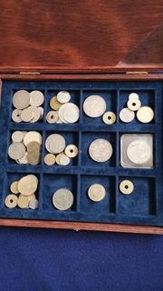 Spanische Umlaufmünzen