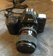 Ricoh XR-X Spiegelreflexkamera