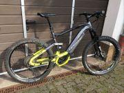 27 5 E-MTB Fully E-bike