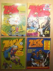 Comic - Zack