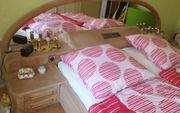 Luxus Doppelbett in sehr edler