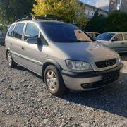 Opel zafira 2 0 tdi