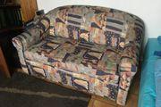 Ausziehbare 2er Couch-Schlafcouch