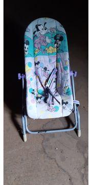 Babywippe zu verschenken