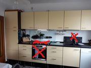 Küchenzeile gebraucht 4 80m Teils