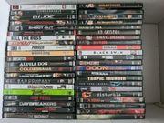 DVD Sammlung verkauf FSK 16