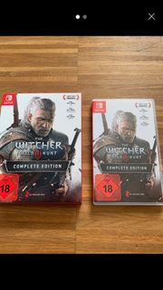 The Witcher Nintendo Switch