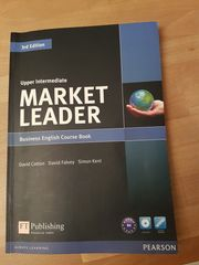 Business Englisch Buch MARKET LEADER