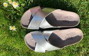Biostep Schuhe silber