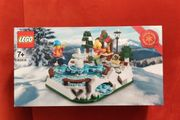 Lego Eislaufplatz 40416 Limited Edition