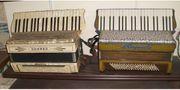 Hohner Akkordeon Sammlung