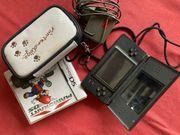 Nintendo DS Lite schwarz