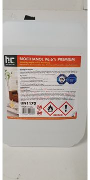 Bioethanol 96 6 10 Liter