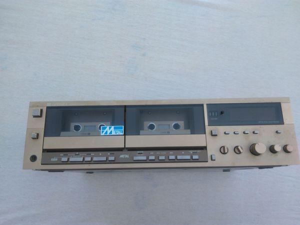 Kassetten-Deck - Cassetten-Deck