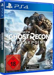 Ghost Recon Breakpoint - Standard - PS4 -
