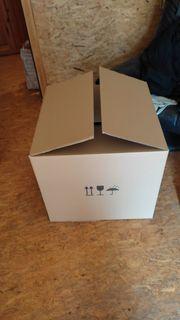 Kartons Verpackungskartons