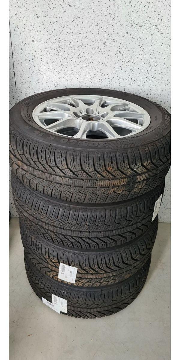 Mercedes winterreifen 205 60 16