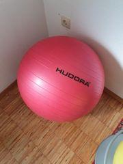 Gymnastikball Hudora im Tausch gegen