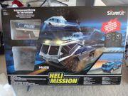 Silverlit Heli Mission Feuerwehr 3-Kanal