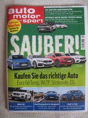 NEU ungelesen - Zeitschrift auto motor