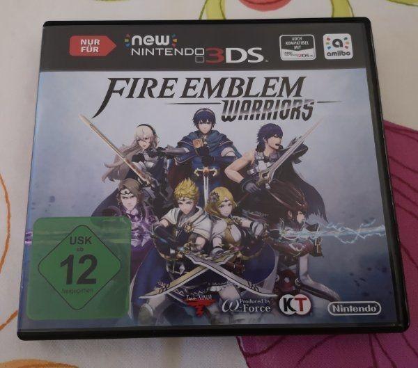Fire Emblem Warriors New Nintendo