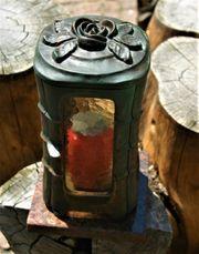 Grablicht Bronze Messing auf einem