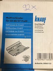 Knauf Multiverbinder 60 27