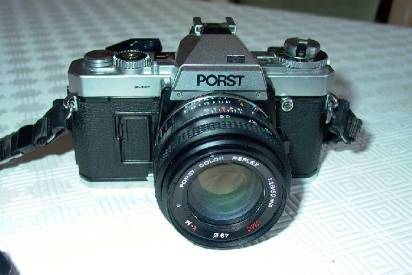 Porst - Reflex CR-5 Computer Analoge SLR-Kamera