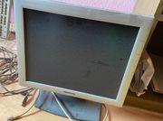 Computer Flachbildschirm zu verschenken
