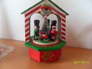 Weihnachtsdeko Weihnachten Dekoration Spieluhr Spieldose