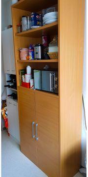 Stabiler Küchenschrank auch für Esszimmer