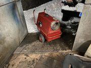 Garagenheizung Dieselheizung Sirokko