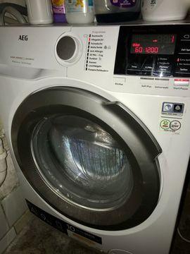 Waschmaschine AEG Lavamat 9!!! kg Fassungsvermögen