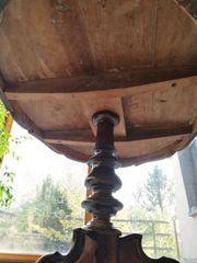 Tisch antik Biedermeier Jugendstil