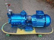 Oberwasserpumpe Marke Garvens ML 23