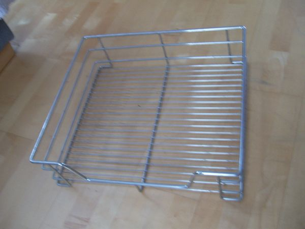 Teleskopschublade Korbauszug Küchenschublade 60 cm ohne Schienen