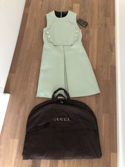 GUCCI Kleid business mint Gr