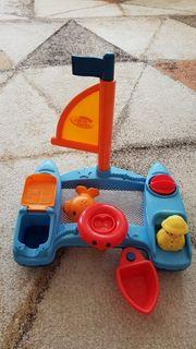 Wasserspielzeug Boot Katamaran