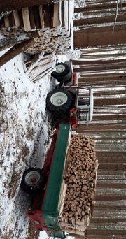 Brennholz Fichtezu verkaufen