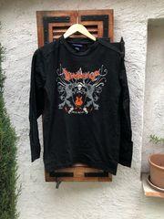 schwarzer Pullover 164 H M
