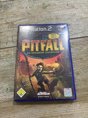 Pitfall 1 PS2 Spiel